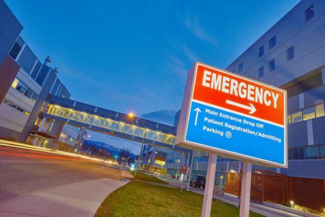 Hospital emergency entrance 2060 digital altavistaventures Image collections